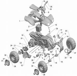 Power Wheels Hot Wheels Kfx Parts
