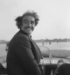 paul newman venice boat vintage photographs show venice has always had celebrity