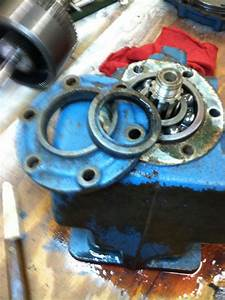 Disassembly Pictures Borg Warner Velvet Drive 1 1 71c