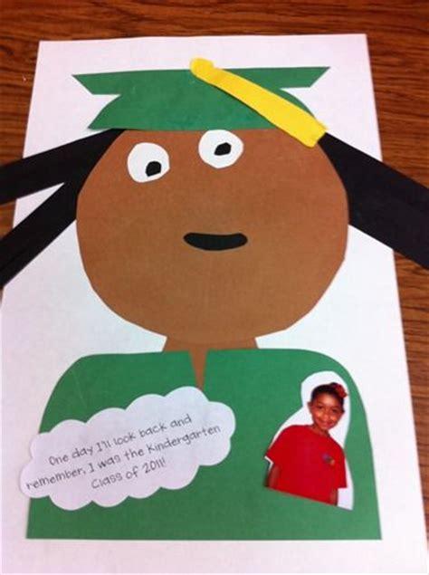 kindergarten graduation self portraits idea june 256 | f988925b3123afce3522de48156695aa