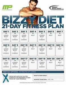 The Man Diet Bodybuilding Program
