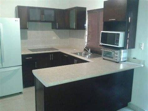 foto cocina integra casa pequena de diseno fabricacion de