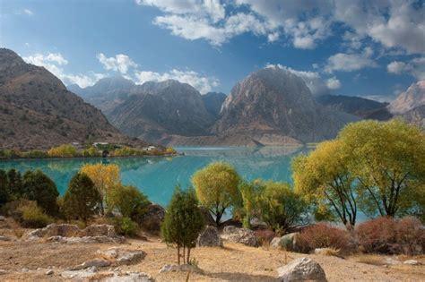 tadschikistan usbekistan orient pur fan gebirge und