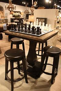 Game, Room, Decor, Ideas, With, Outstanding, Furniture, Accents