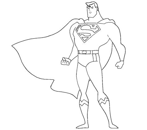 superman coloring pages  kids az coloring pages