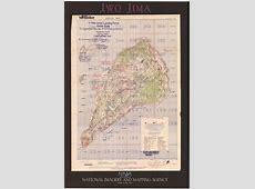 Ivo Jima Maps – February 19, 1945–March 26, 1945