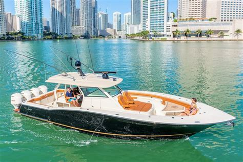 Luxury Center Console Boats For Sale scout 420 lxf luxury center console fishing boat ahoy