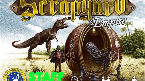 Check spelling or type a new query. Scrapyard Empire: Strategic Card Game for One to Four People by Galliant Games — Kickstarter