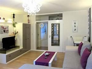Wohn Schlafzimmer In Einem Raum : wohn und schlafraum in einem einrichtungsideen ~ Markanthonyermac.com Haus und Dekorationen