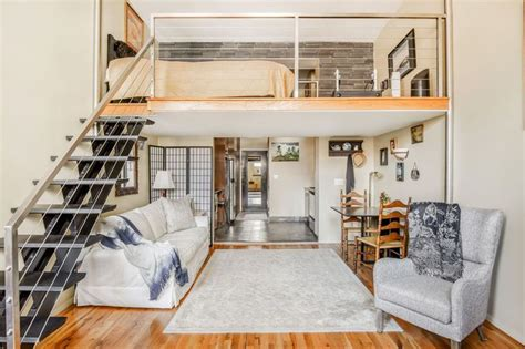 A Studio Loft Which Is A Home And Gallery best 25 sleeping loft ideas on small loft
