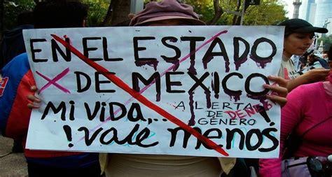 Más De La Mitad De Feminicidios En El Estado De México