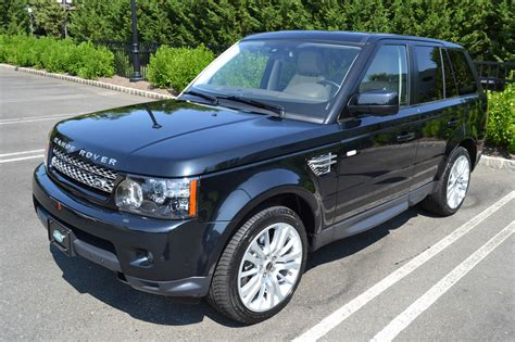 land rover rang rover sport 2012 pre owned