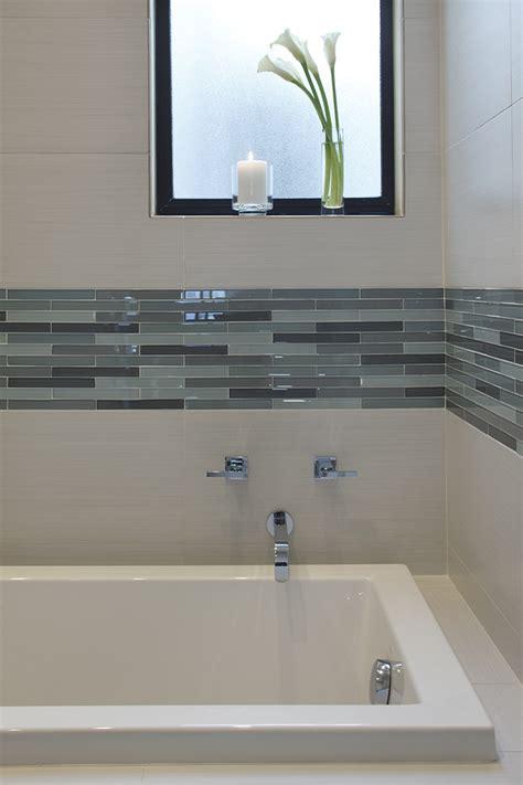 contemporary bathroom decor ideas fantastic peel and stick glass tile decorating ideas