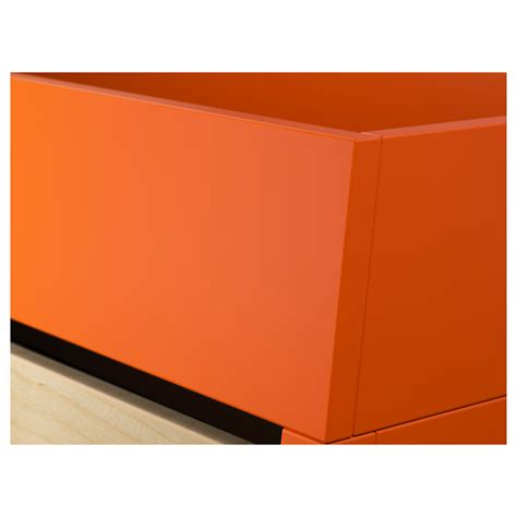 am駭agement bureau ikea ikea ps 2014 bureau orange birch veneer 90x127 cm ikea