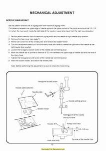 Necchi Tm8 Sewing Machine Service Manual