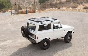 Ford Bronco 1966-'77 Roof Rack by LabRak   Ford bronco, Classic bronco, Classic ford broncos