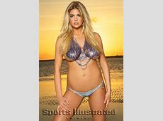 Kate Upton Body Paint For Sports illustrated Swimsuit