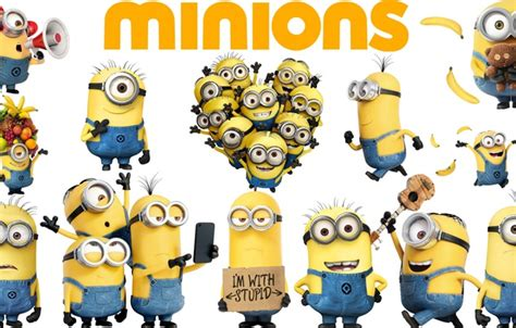 Minions Animated Wallpaper - wallpaper yellow animated minions despicable me 2