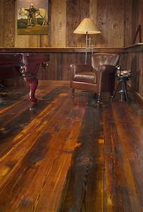 22 reasons why you should try barn wood flooring for your With barnwood hardwood floors