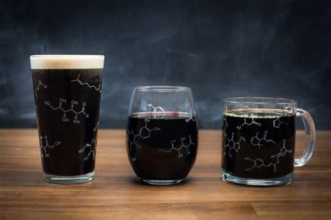 bicchieri shop bicchieri con struttura molecolare dei liquidi