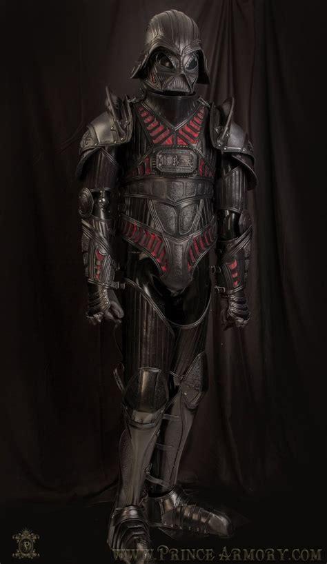 medieval darth vader armor mightymega