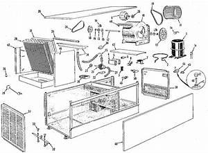 Rheem Rf50b1 Central Air Conditioner Parts