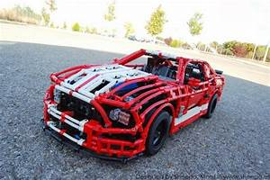 Lego Technic Mustang : ford mustang shelby gt500 lego technic mindstorms ~ Kayakingforconservation.com Haus und Dekorationen