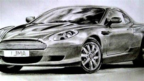 Super Car Drawing!