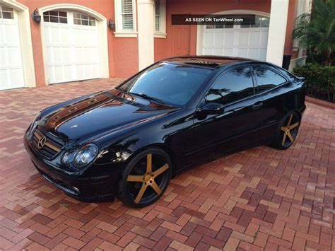 Free shipping on many items | browse your favorite brands | affordable prices. 2003 Mercedes Benz C230 Sports Coupe - Supercharged Rims Fast Fun & Reliable
