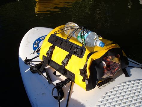 Sup Board Deck Bag by Five Tips For Sup Touring Kayak Dave S