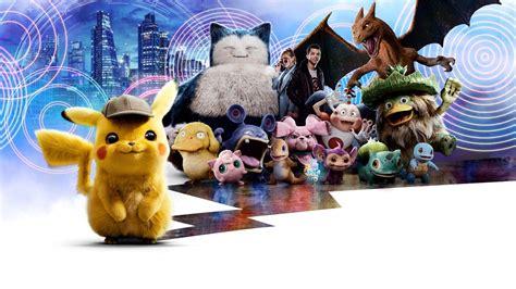 ver pokacmon detective pikachu pelicula completa en