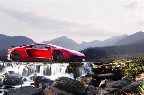 Lamborghini Aventador Sv For A Day  Ten Things To Do With
