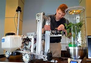 Students Developing Robotic Gardening Technology | NASA
