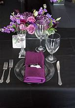 HD wallpapers purple and white table settings wallpaper-android.oxzd.bid