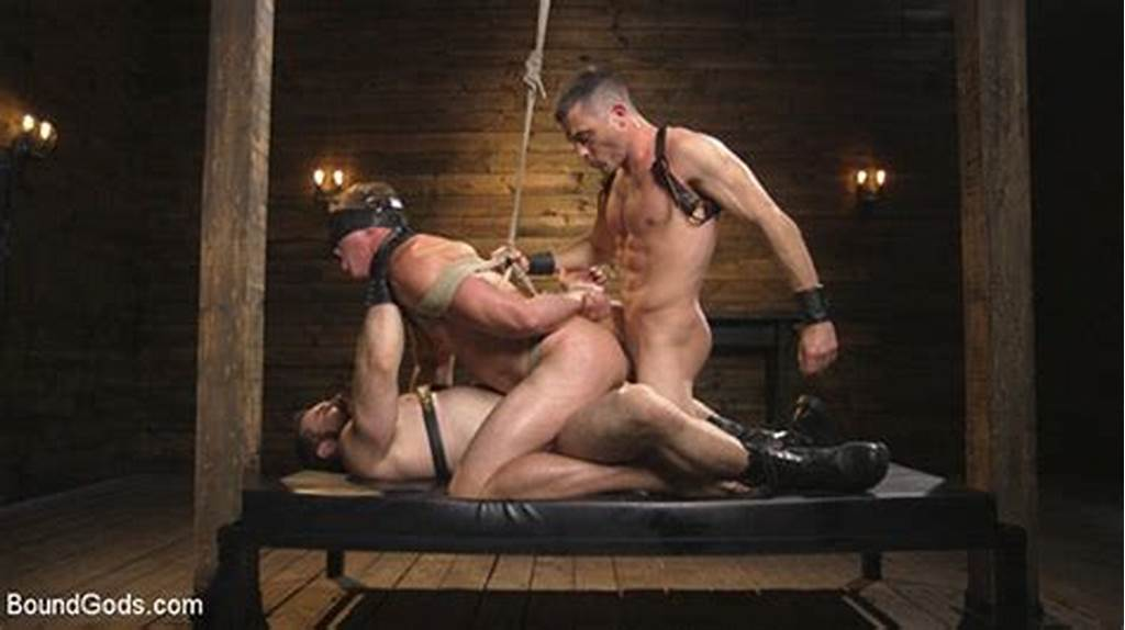#Bound #Gods #Jaxton #Wheeler, #Lance #Hart, #And #Pierce #Hartman