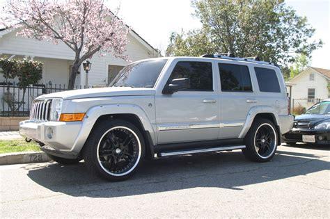 jeep commander vs liberty jeep commander