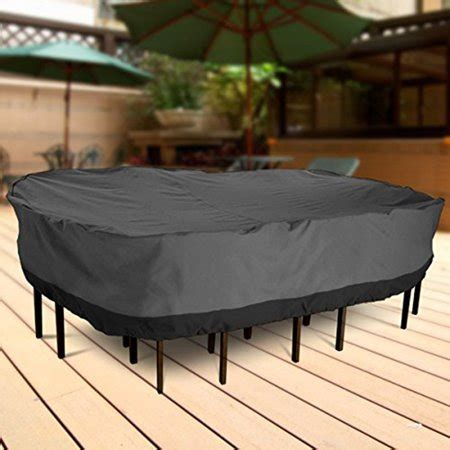 Patio Furniture Covers by Neh Outdoor Patio Furniture Table And Chairs Cover 108