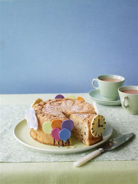 kates pecan savoy cake recipe british bake