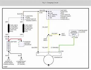 Alternator Wiring Diagram   Car Came With Two Wires Hook