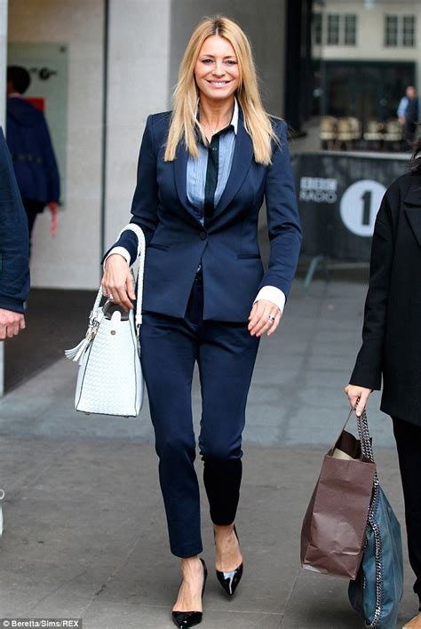 light pink vest tess daly out glams strictly co winkleman