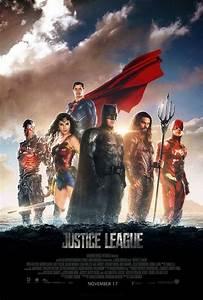 Justice League (2017) - Poster #2 by CAMW1N   ƊƇ ☯ MαяνєƖ ...