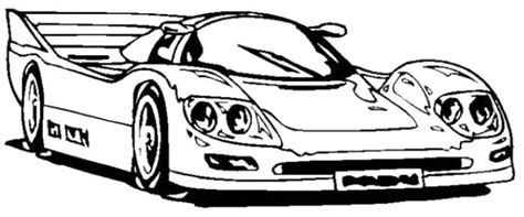 Check out our collection of 25 free printable race car coloring pages for kids. Koenigsegg Sports Car Coloring Page | Cars coloring pages, Sports cars luxury, Race car coloring ...