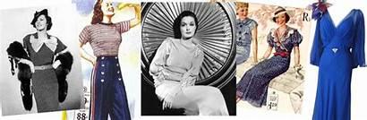 1930s 30s Clothing Dresses Course Elegant Guide