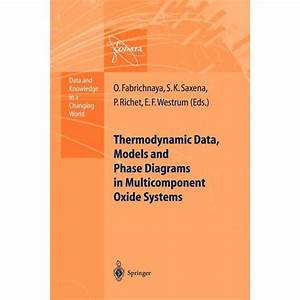 Data And Knowledge In A Changing World  Thermodynamic Data