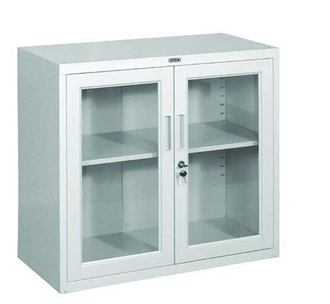metal cabinet with glass doors lockable office cabinet metal cabinet with glass doors