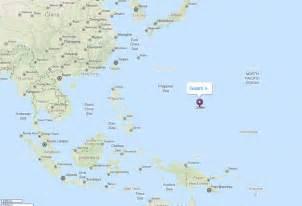 Google World Map Guam