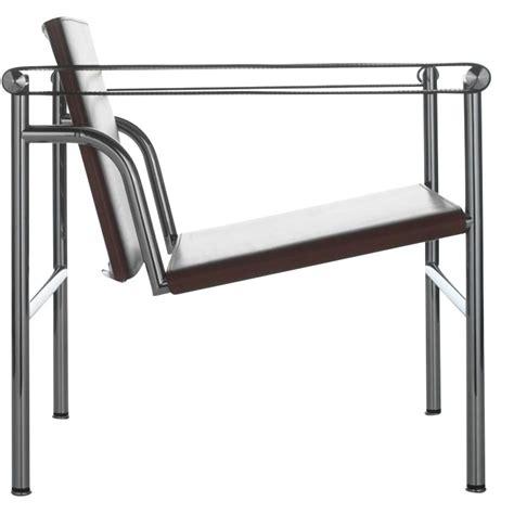le corbusier lc1 fauteuil bas cassina ambientedirect