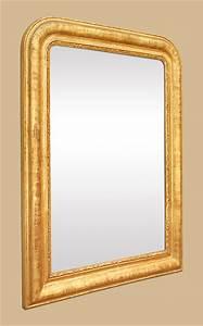 Miroir Doré Ancien : miroir dor patin style louis philippe ancien ~ Teatrodelosmanantiales.com Idées de Décoration
