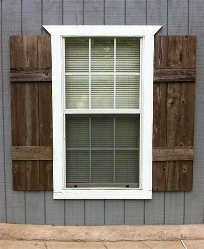 Shutters Exterior Window Inside Wall Grey Blind