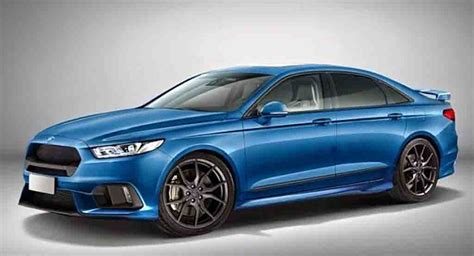 Report 2018 Ford Taurus 2018 ford taurus aged innovative engines carbuzz